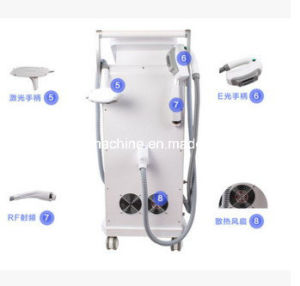 Multifunctional Shr Opt IPL/IPL Laser Hair Removal Tattoo Removal Beauty Equipment pictures & photos