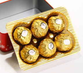 Eco-Friendly Packaging Gift Candy Chocolate Box made in China pictures & photos