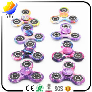 High Quality ABS Plastic and Metal Alloy Made Fidget Spinners and Fingertip Gyro and Finger Spinners pictures & photos