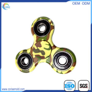 Hot ABS Bearing Toy Aluminum Alloy Copper Hand Fidget Spinner pictures & photos