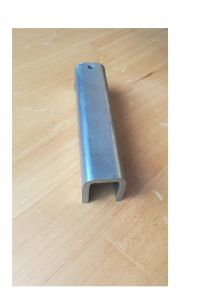 Standard Galvanized U Beam Unistrut Strut Channel Cold Formed Steel pictures & photos