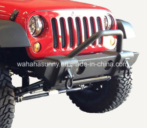 Car Parts Top Sale for Jeep Wrangler Front Bumper Guard pictures & photos