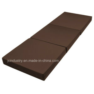 Soft Comfortable Foam Folding Camping Mattress pictures & photos
