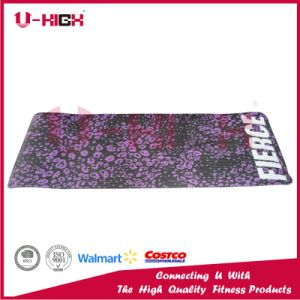NBR Printing Yoga Mat Pilates Exercise Mat pictures & photos