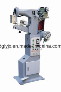 Semi- Automatic Edge Mounting Machine (LY-TJ-40) pictures & photos