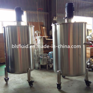 650L Mobile Low Viscosity Lubricant Oil Mixing and Blending Plant pictures & photos