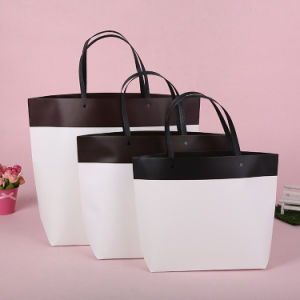2017 China Wholesale Paper Bag/ Wine Bottle Paper Bag / Paper Bag for Wine Bottle pictures & photos