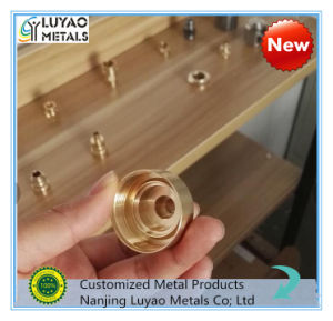 High Precision Customized Part by CNC Machining Brass Part for Machinery pictures & photos