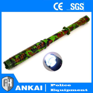 Expandable LED Stun Gun Baton Camo pictures & photos