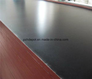 AAA Grade 18mm Brown/Black/Red Film Faced Plywood pictures & photos