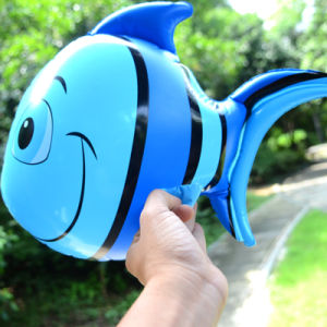 PVC or TPU Inflatable Fish Bath Toy pictures & photos