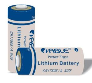 Cr17505 3.0V Lithium Battery Cr17505