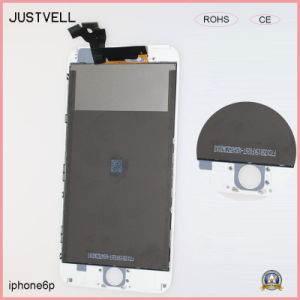 Mobile Phone LCD Display for iPhone 6plus Phone Digitizer Touch Screen pictures & photos