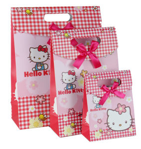 Full Colors Custom Gift Paper Bag Packing Bag Printing pictures & photos