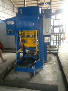 Automatic Concrete Roof Tile Making Machine Smy8-128 Cement Floor Tile Forming Machine pictures & photos