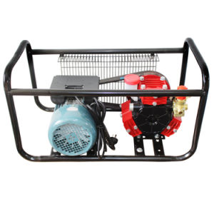 Ilot Agriculture Irrigation Watering Watering Pest Control Electric Diaphragm Pump with Motor pictures & photos