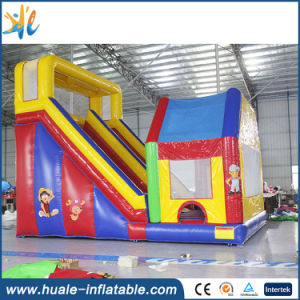 China Inflatable Slide, Giant Dry Inflatable Slide for Sale pictures & photos