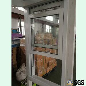 Powder Coated Crescent Lock Aluminum Lift up & Down Window, Aluminium Window, Aluminum Window, Window K02100 pictures & photos