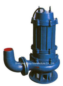 Submersible Non-Clog Sewage Centrifugal Pump pictures & photos