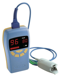 Handheld Pulse Oximeter with Ce at Competitive Price pictures & photos