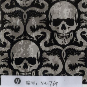 Tsautop 0.5/1m Width Hydro Printing Water Transfer Printing Film Skull and Dragon pictures & photos