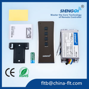 3-Way Wireless Remote Control Switch with Ce pictures & photos
