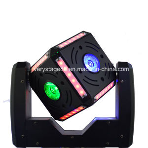 Newest 6X12W RGBW 4in1 LED Football Moving Head Light pictures & photos