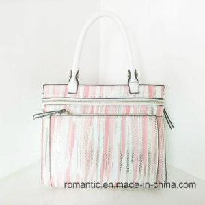 China Supplier Fashion Lady PU Snake Handbags (LY060235)