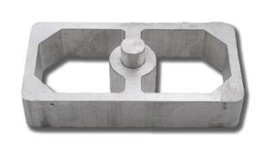 Customized 1-Inch Aluminum Lowering Block pictures & photos