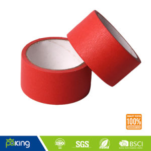 Good Quality Red Colored Masking Tape pictures & photos