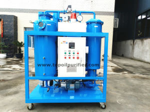 Waste Marine Turbine Oil Demulsification Filter Machine (TY) pictures & photos