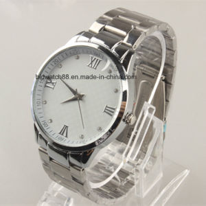 Promotional Gift Watch Stainless Steel Bracelet Watches for Men pictures & photos