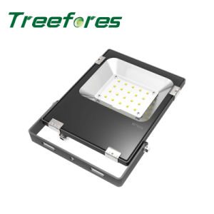 Slim LED Floodlight 20W pictures & photos
