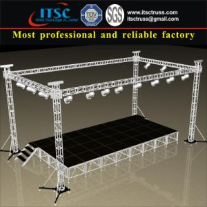 Stage Truss System for School Outdoor Events pictures & photos