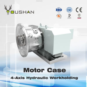 Engine Cover 4-Axis Hydraulic Fixture pictures & photos
