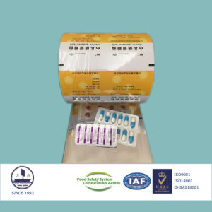 Pharmaceutical Compositel Film for Packaging Pills/Capsules/Tablets/Granules pictures & photos