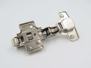 105 Degree Concealed Hinge 3D Adjustment Soft Closing Clip-on Cabinet Hinge pictures & photos