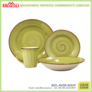 China Factory Supply Directly 24PCS Melamine Food Serveware pictures & photos