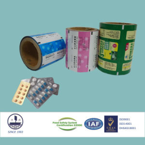 ISO Certified Composite Film for Pharmaceutical Packaging