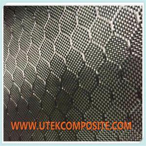 Black Carbon Jacquard Fabric for Decoration pictures & photos