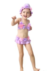 New Summer Baby Princess Girl Bikini pictures & photos