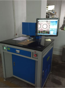 High Pricision PCB Film Punching Machine with Certification pictures & photos