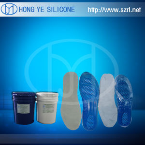Platinum 10 Shore a Silicone Rubber for Foot Comfort Insoles pictures & photos
