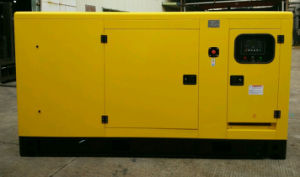 150kVA/120kw Cummins Water Cooled Soundproof Diesel Generator Set pictures & photos