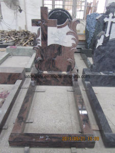 Granite Tombstones&Monuments in European Styles pictures & photos