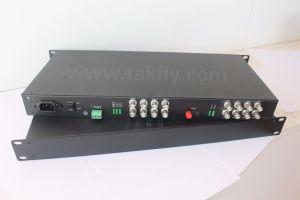 VGA-HD Audio Optical Transceiver/Video Converter pictures & photos