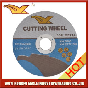 En12413 Resin Abrasive Cutting Discs for Metal pictures & photos