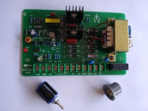 DC Speed Control Board for Bag Making Machine 400W