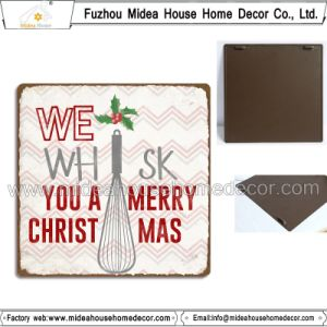 Custom Made Christmas Wall Plaque pictures & photos