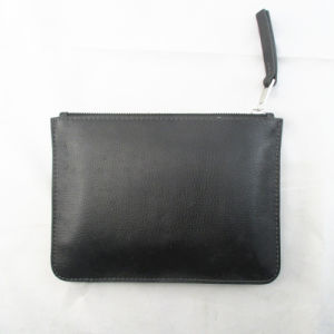 Ladies′ Patch Clutch in Genuine Leather pictures & photos